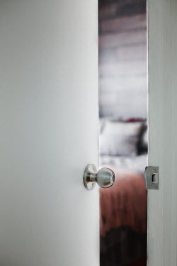 Isabelle Lafrance BEDROOM DOOR AJAR Building Detail