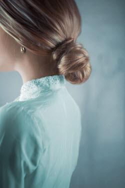 Ildiko Neer Close up of blonde historical woman Women