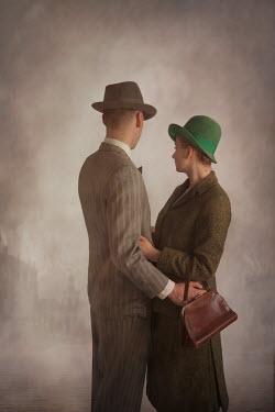 Lee Avison 1940s couple