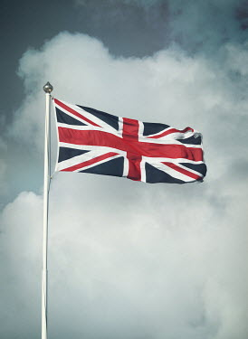 Mark Owen UNION JACK FLYING ON POLE Miscellaneous Objects