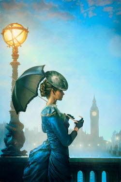 Lee Avison victorian woman in london Women