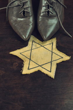 Magdalena Russocka woman's shoes and star of david Miscellaneous Objects