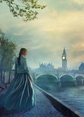 Drunaa Woman in London
