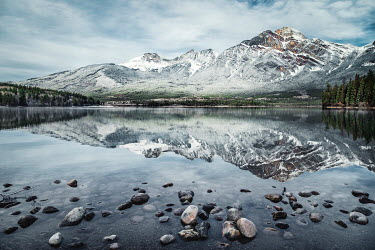 Evelina Kremsdorf Pyramid Lake. Jasper National Park, Alberta, Canada.