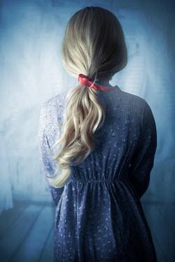 Ildiko Neer Close up of blonde timeless woman