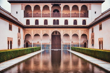 Evelina Kremsdorf ALHAMBRA PLACE IN SPAIN Houses