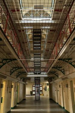 Colin Hutton INTERIOR OF VICTORIAN PRISON Miscellaneous Buildings