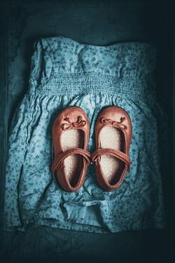 Ildiko Neer Child's dress with sandals
