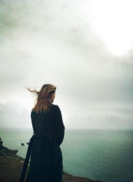 Mark Owen WOMAN LOOKING OUT TO SEA Women