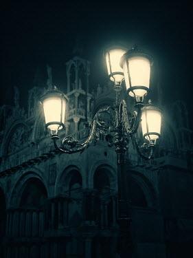 Elisabeth Ansley HISTORICAL ORNATE STREET LIGHT Building Detail