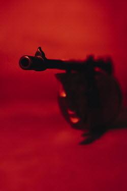 Ysbrand Cosijn MACHINE GUN IN RED ROOM Weapons