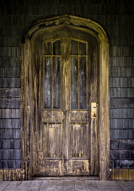 Rodney Harvey EXTERIOR OF OLD WEATHERED DOOR Building Detail