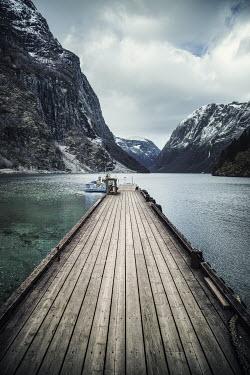 Evelina Kremsdorf Naeroyfjord, Aurland, Norway