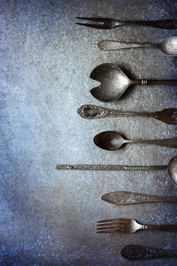 Galya Ivanova ANTIQUE SILVER CUTLERY Miscellaneous Objects