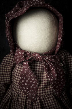 Amy Weiss CLOSE UP OF DOLL WITH BLANK FACE Miscellaneous Objects