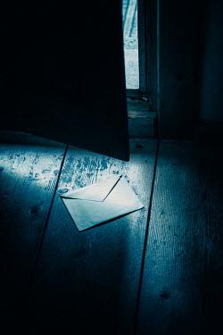 Magdalena Russocka letter dropped under door