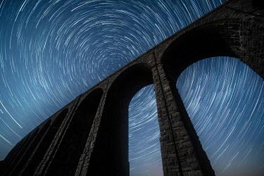 Ollie Taylor Bridge below swirling stars Bridges