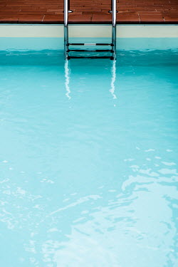 Maria Petkova STEPS BY SWIMMING POOL Stairs/Steps