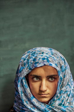 Mohamad Itani MIDDLE EASTERN GIRL WEARING HEADSCARF Children