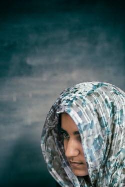 Mohamad Itani MIDDLE EASTERN GIRL WEARING HEADSCARF