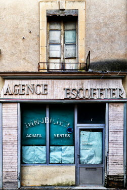 Eric Forey EXTERIOR OF OLD FRENCH ESTATE AGENTS Miscellaneous Buildings