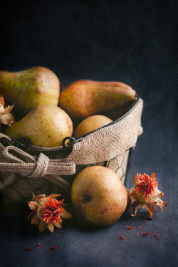 Isabelle Lafrance Pears in basket