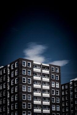 Trevor Payne Large blocks of flats Building Detail