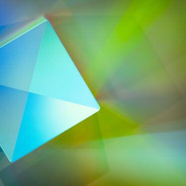 Brian Law Neon futuristic cube graphics Miscellaneous Objects