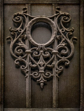 Jaroslaw Blaminsky Decoration on door Building Detail