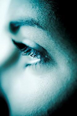 Valentino Sani Close up of young woman's eye Women