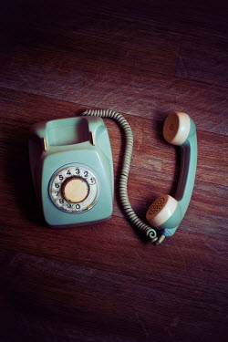 Valentino Sani Vintage turquoise telephone Miscellaneous Objects