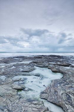 David Baker Rocks by sea Seascapes/Beaches