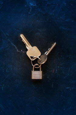 AlcainoCreative Padlock and keys