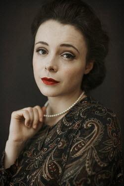 Shelley Richmond Portrait of young woman Women