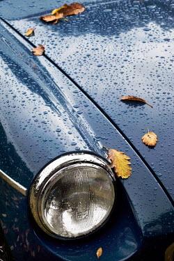 Adrian Muttitt CLOSE UP OF VINTAGE CAR Cars