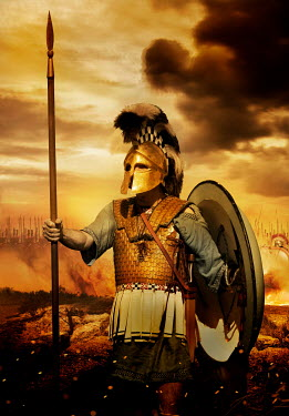 Stephen Mulcahey spartan  greek hopolites on the battlefield