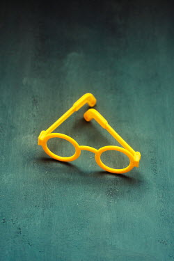 Mohamad Itani Yellow toy glasses Miscellaneous Objects