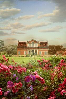 Drunaa Villa in garden