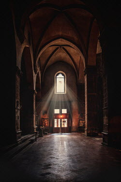 Evelina Kremsdorf Sunshine through church window Religious Buildings