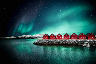 Evelina Kremsdorf Lofoten, Nordland, Norway Seascapes/Beaches