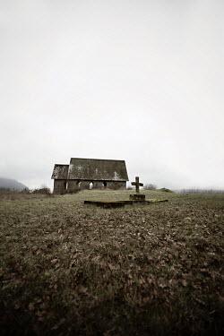 Jaime Brandel Grave and abandoned church Religious Buildings