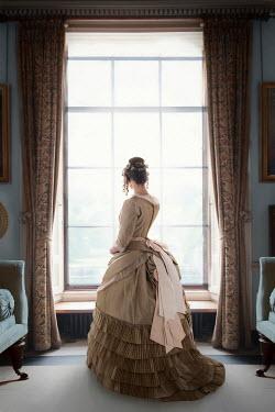 Lee Avison victorian woman at the window