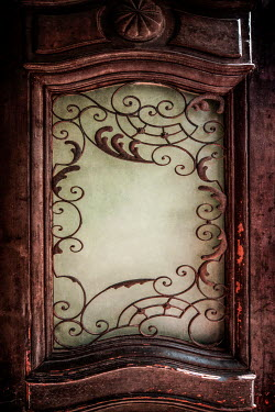 Jaroslaw Blaminsky CLOSE UP OF OLD DECORATIVE DOOR Building Detail