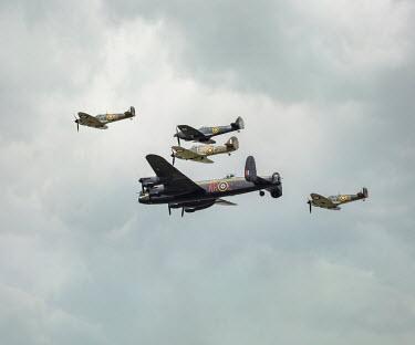 Stephen Mulcahey royal airforce flight formation