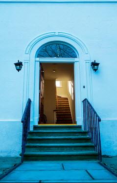 Stephen Mulcahey OPEN DOOR IN HISTORICAL HOUSE