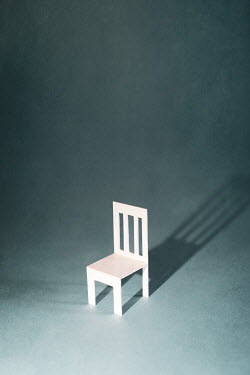 Peter Chadwick Paper craft chair