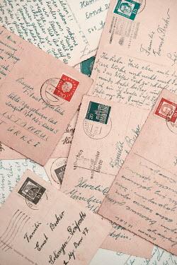 Ebru Sidar Handwritten postcards