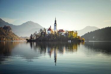 Evelina Kremsdorf Lake Bled, Slovenia