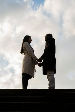 Mohamad Itani COUPLE HOLDING HANDS FROM BELOW Couples