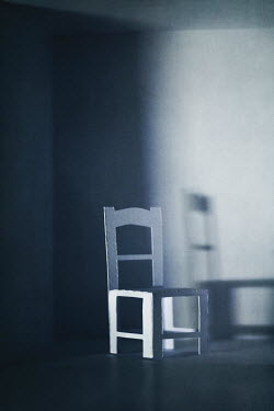 Catherine Macbride Paper craft chair in shadow